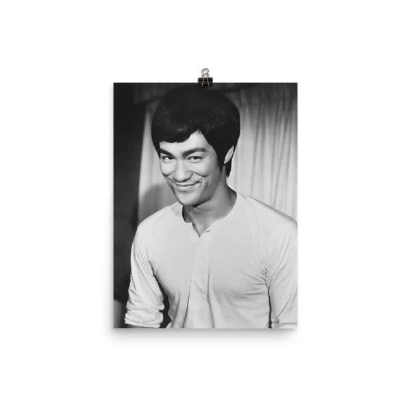 Bruce Lee Poster - Hutsylife - 4