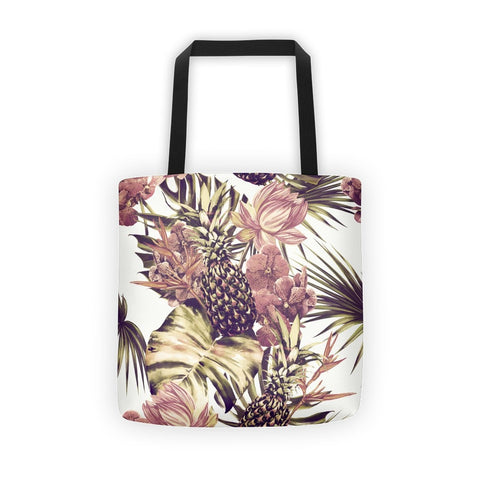 Pineapple touch Tote bag
