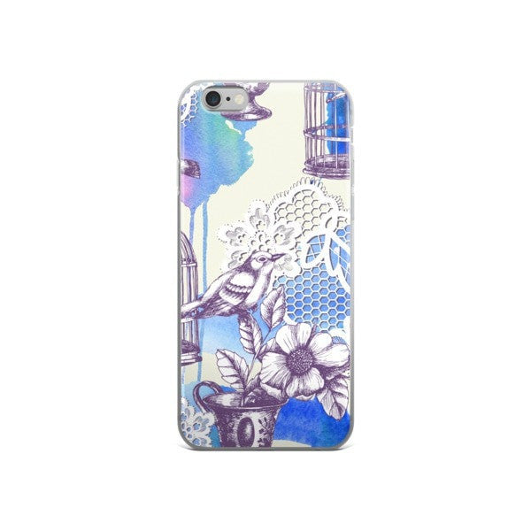 Bird Romance iPhone case - Hutsylife - 3