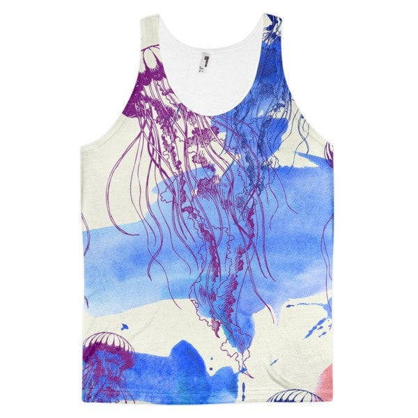 Spotted Jelly Classic fit men's tank top - Hutsylife