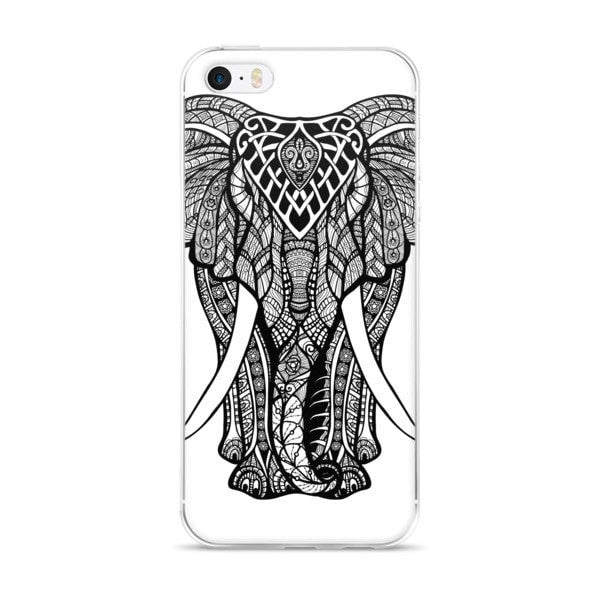 Charging elephant iPhone case - Hutsylife - 1