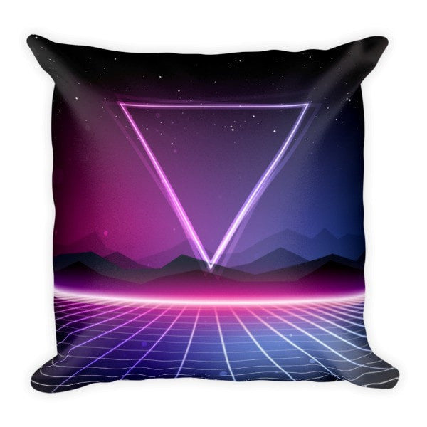 80's Tron Pillowcase - Hutsylife - 1