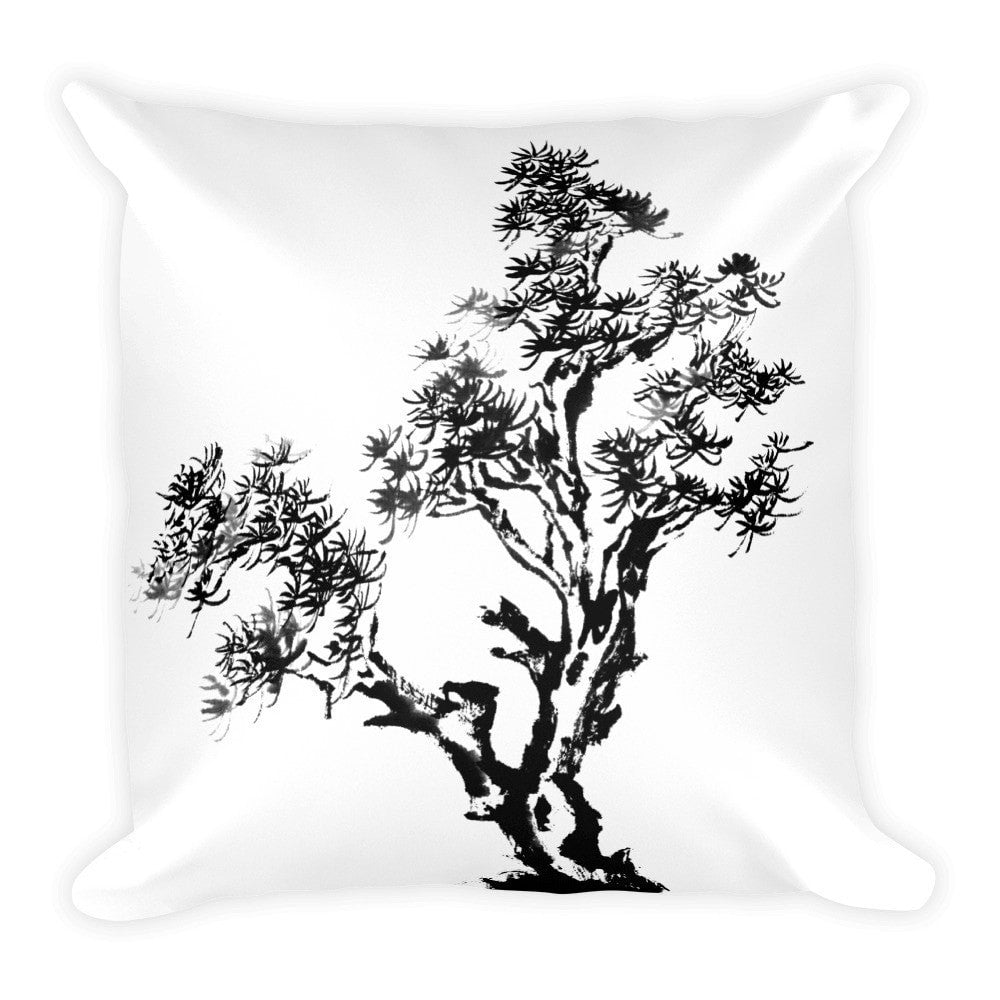 Branching Wind pillowcase