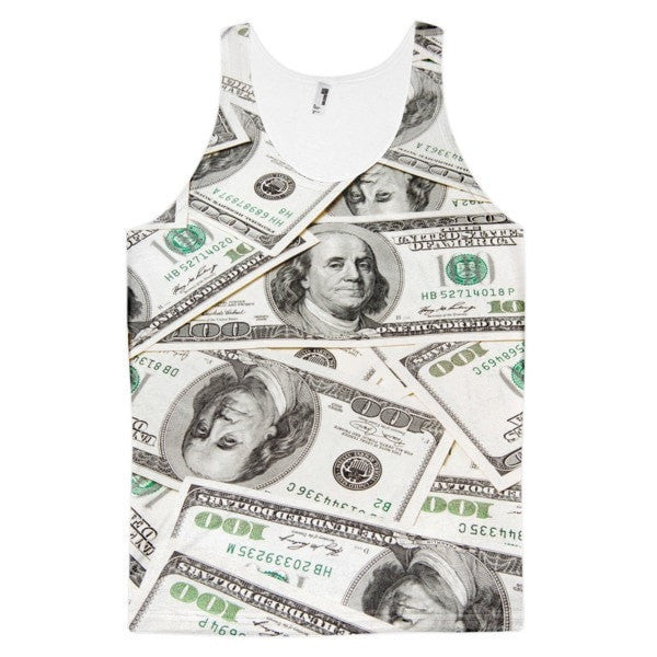All over print - Bills Bills Classic fit men's tank top