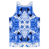 All over print - Boherian floral Classic fit men's tank top - Hutsylife - 2
