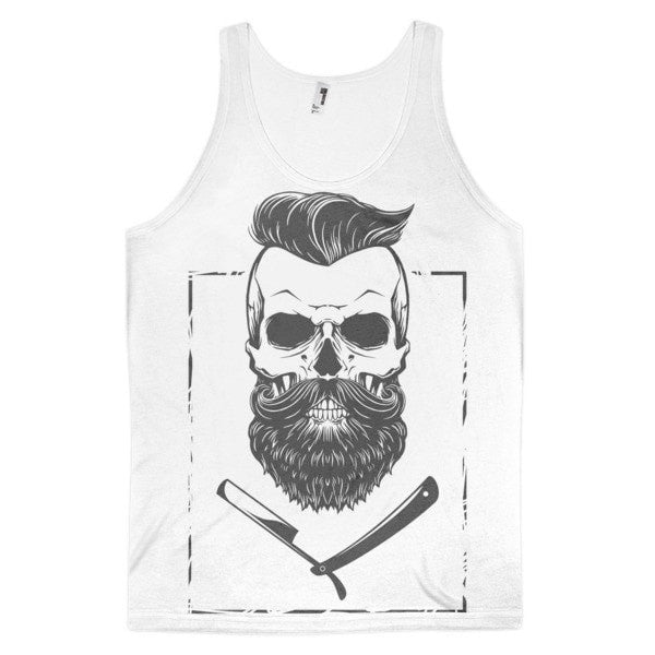 The Beard Classic fit men's tank top - Hutsylife