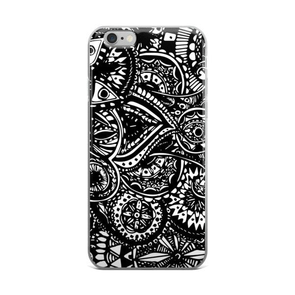 Black Veritas iPhone case - Hutsylife - 2
