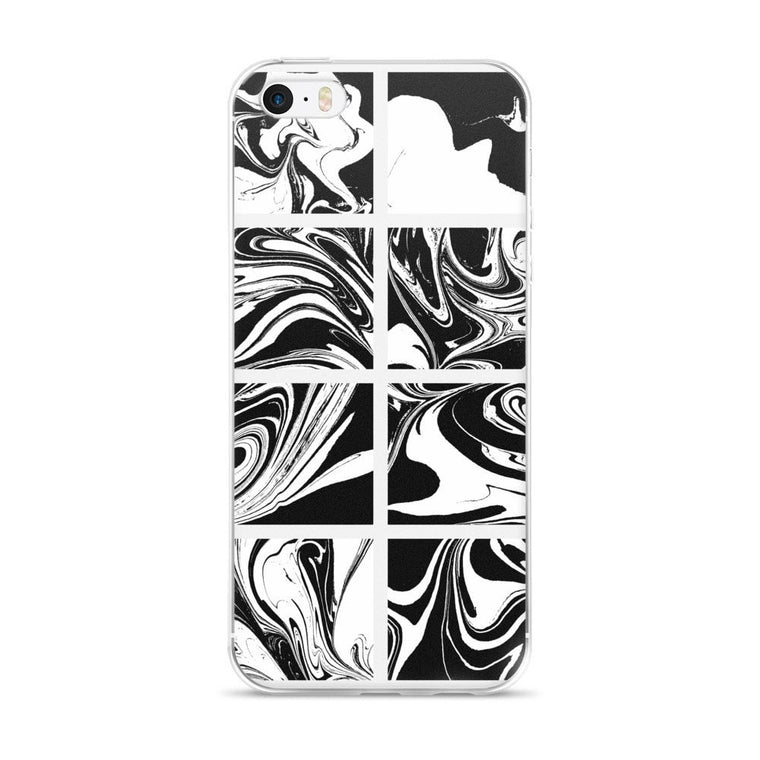 Marble collection iPhone case