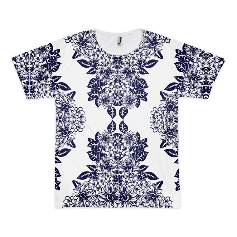 All over print - Dominion flume Short sleeve men's t-shirt