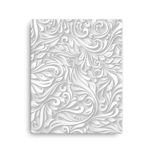 White vine Canvas - Hutsylife - 2