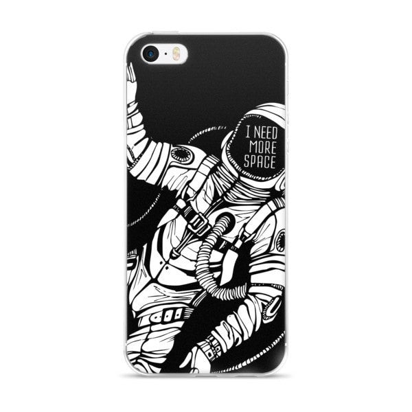 Classic spaceman iPhone case - Hutsylife - 1