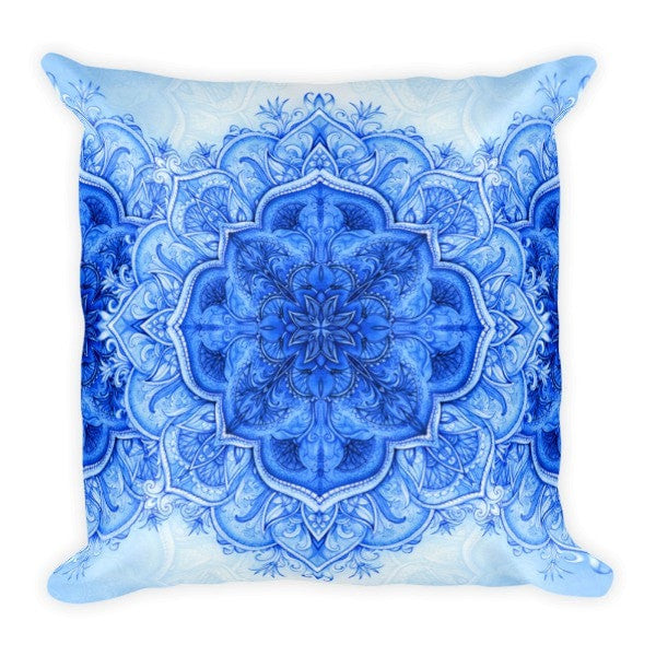 Continous Moroccan floral Pillowcase - Hutsylife - 2