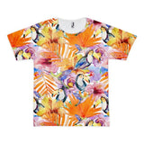 All over print - Toucan Sam Short sleeve men's t-shirt - Hutsylife - 1