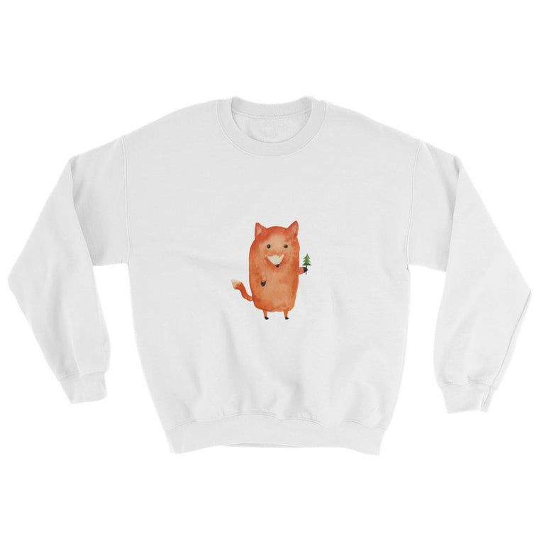 The Lonely Fox Crewneck