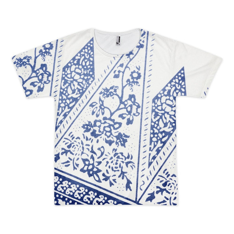 All over print - Rising  Diamond Short sleeve men's t-shirt