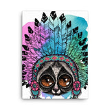 Lori headress Canvas - Hutsylife - 3