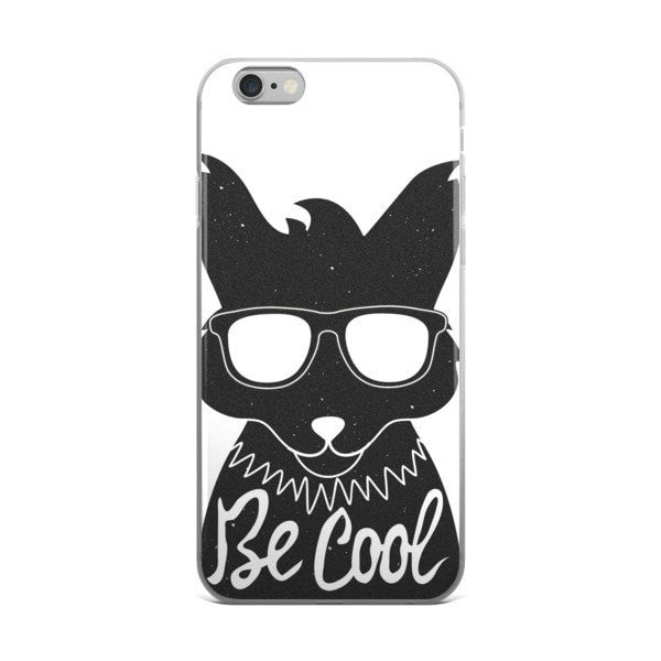Be Cool iPhone case - Hutsylife - 2
