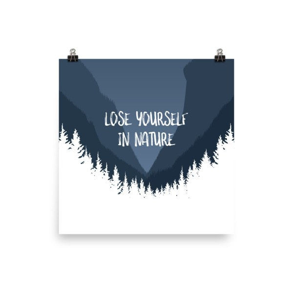 Lose yourself Poster - Hutsylife - 2
