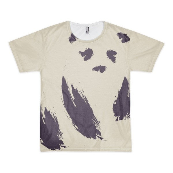Invisible panda sleeve t-shirt (unisex) - Hutsylife