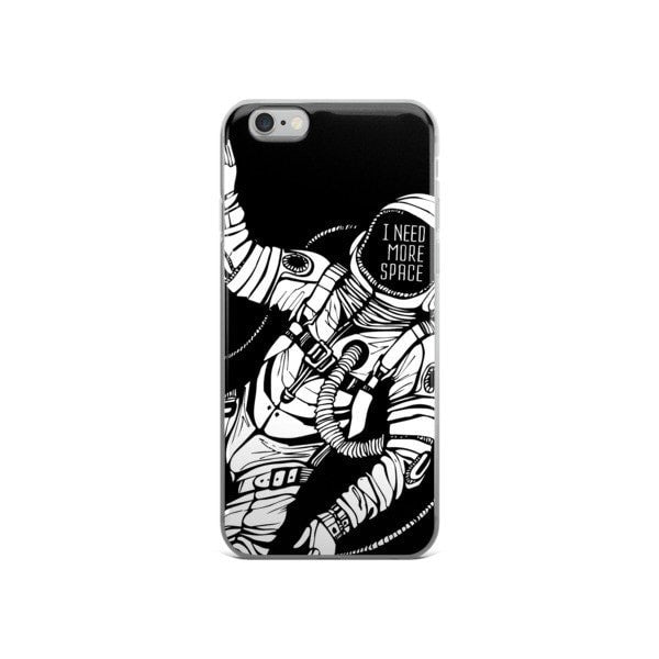 Classic spaceman iPhone case - Hutsylife - 3