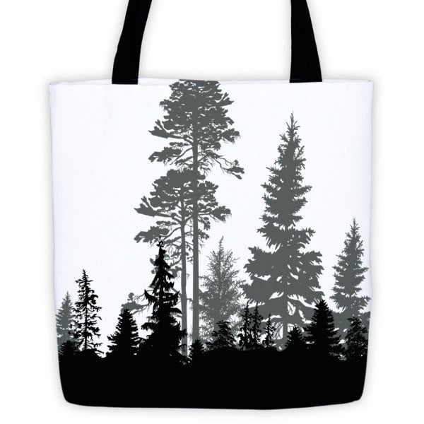 Forest Tote bag - Hutsylife