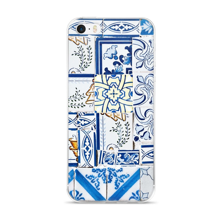 Ornamental link iPhone case