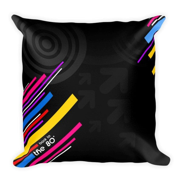 Back to the 80's Pillowcase - Hutsylife - 1