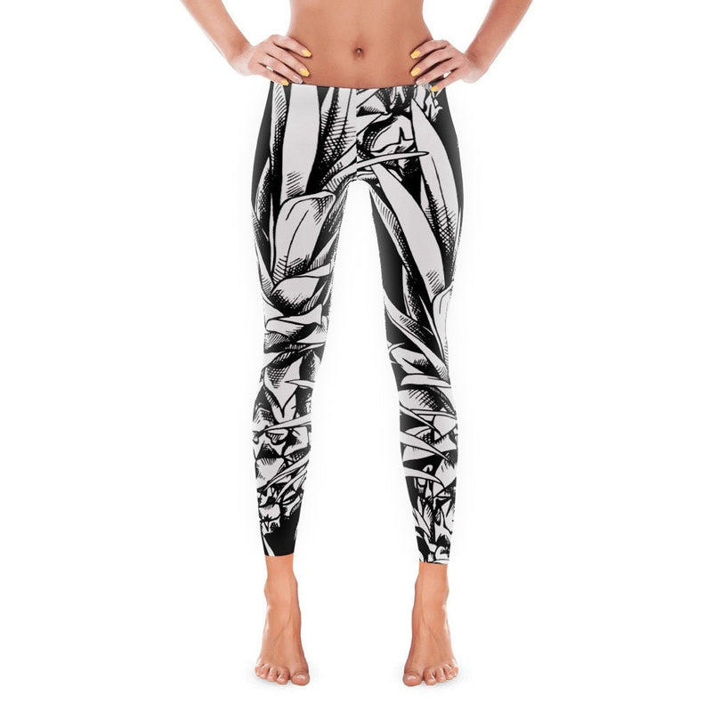 Black Pine Leggings