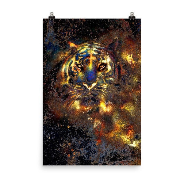 Traillin Tiger Poster - Hutsylife - 8