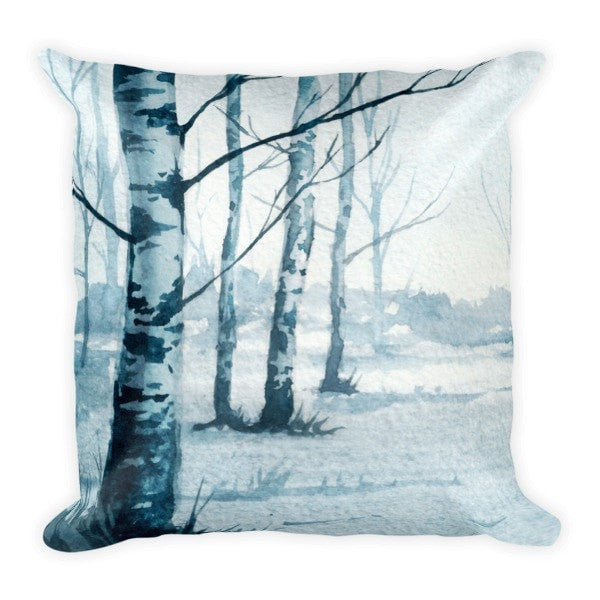 Birch tree Pillowcase - Hutsylife - 2