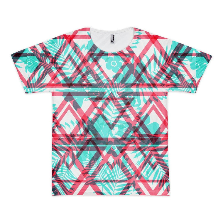 All over print - Vertical limit Short sleeve men's t-shirt