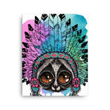 Lori headress Canvas - Hutsylife - 2