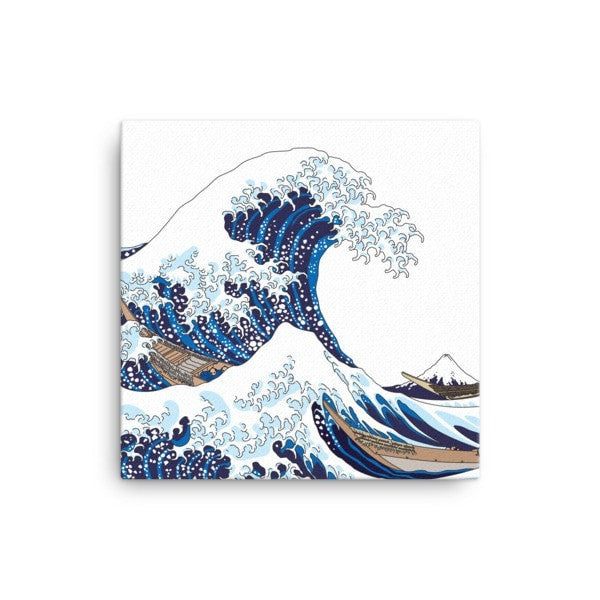 Tsunami Canvas