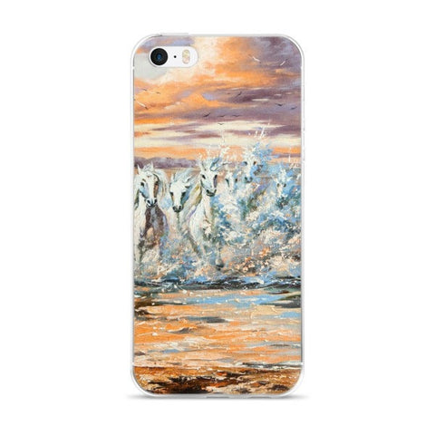 Across the water iPhone case
