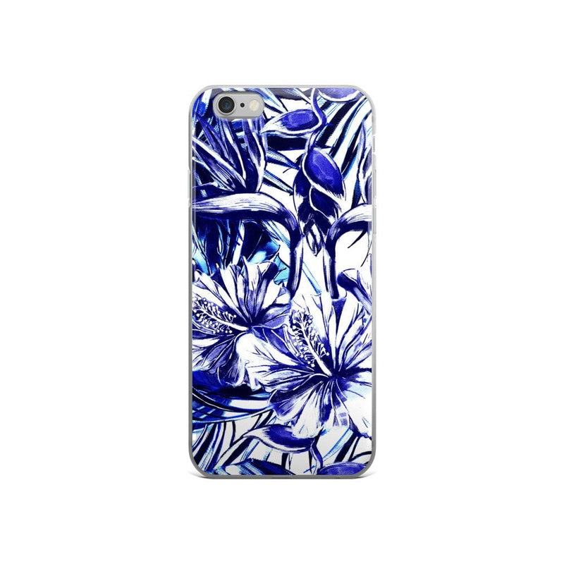 Blue steel iPhone case