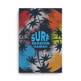 Surf session Canvas - Hutsylife - 4