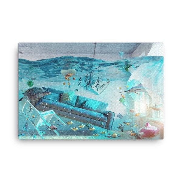 Underwater Canvas - Hutsylife - 4