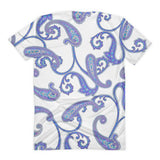 All over print - Blue swimmy's Women's Sublimation T-Shirt - Hutsylife - 2