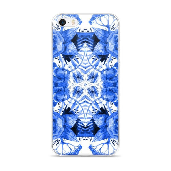Boherian floral iPhone case - Hutsylife - 1