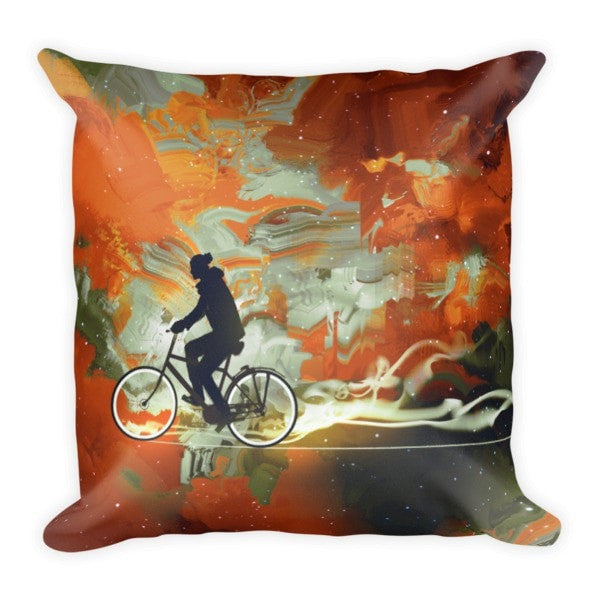 Bicycle Universe Pillowcase - Hutsylife - 2