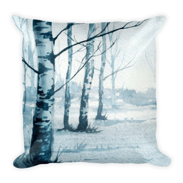 Birch tree Pillowcase - Hutsylife - 1