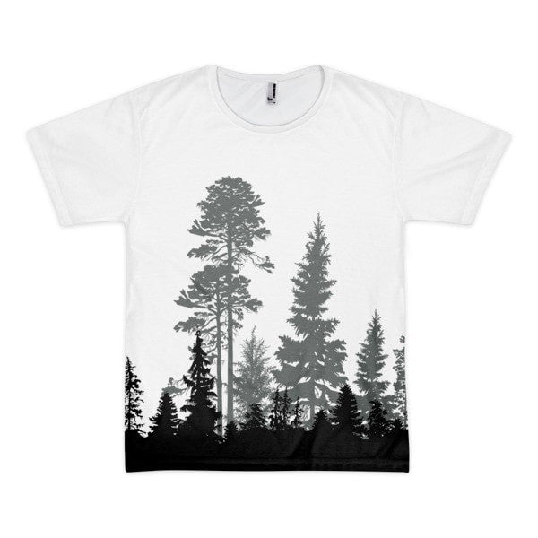 Short sleeve Forest men's t-shirt - Hutsylife - 1