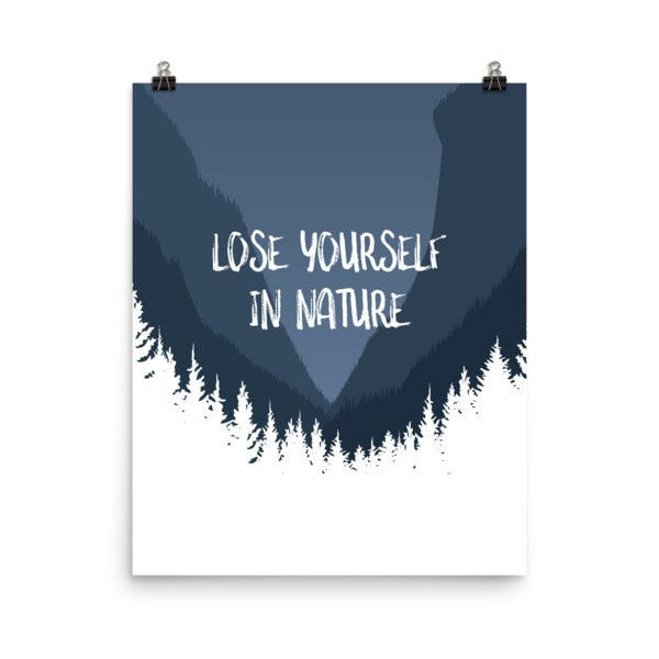 Lose yourself Poster - Hutsylife - 9