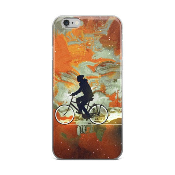 Bicycle Universe iPhone case - Hutsylife - 2