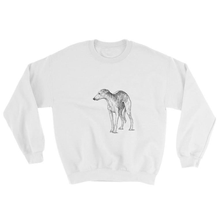 Greyhound Peak Crewneck