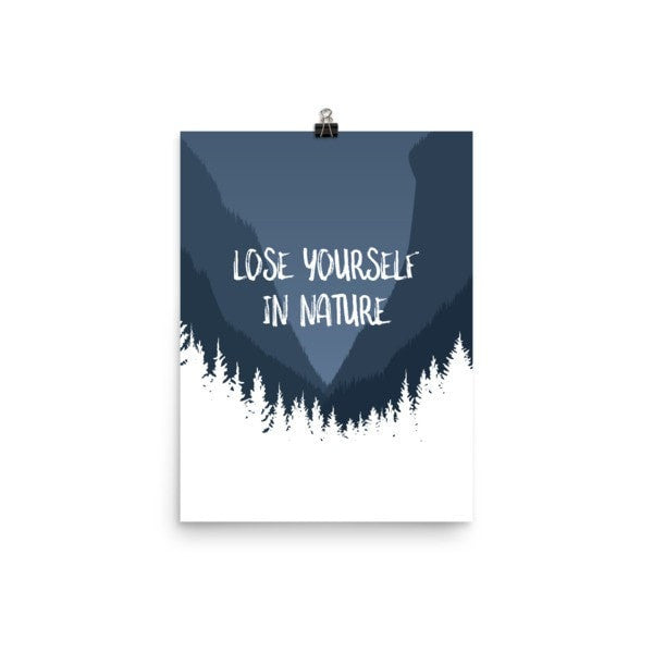 Lose yourself Poster - Hutsylife - 5