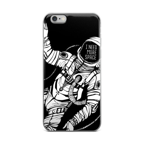 Classic spaceman iPhone case - Hutsylife - 2