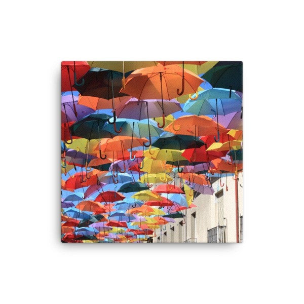 Umbrella dream Canvas