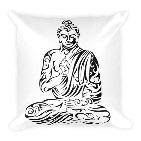 Buddha Pillowcase - Hutsylife - 2