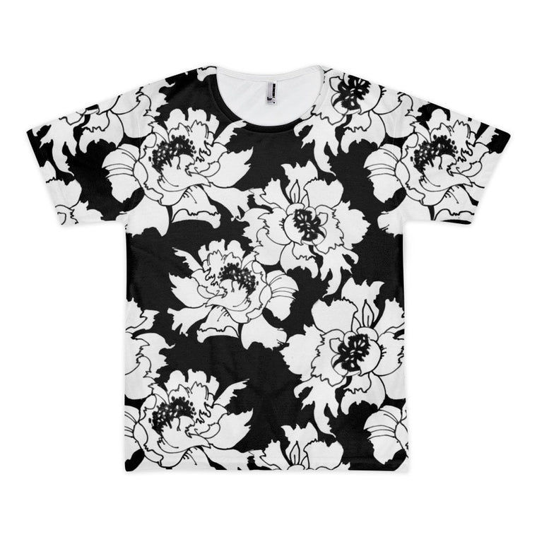 All over print - Lucky seven Short sleeve men's t-shirt